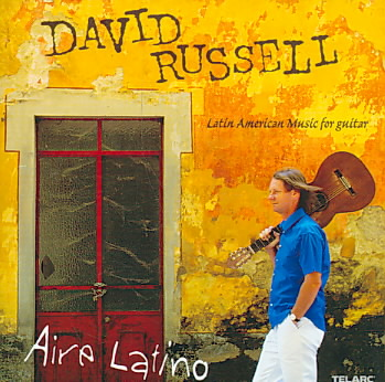AIRE LATINO: LATIN AMERICAN MUSIC FOR BY RUSSELL,DAVID (CD)