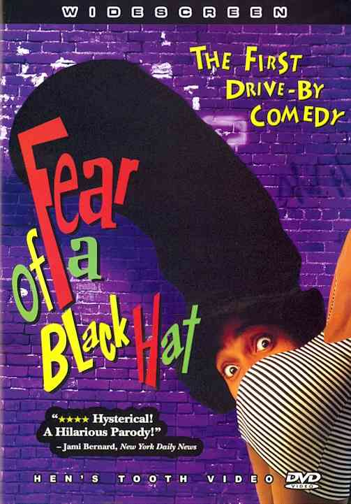 FEAR OF A BLACK HAT BY CUNDIEFF,RUSTY (DVD)